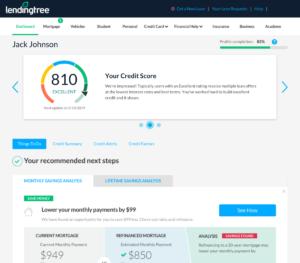 Credit Score - Desktop